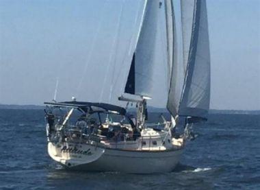 Стоимость яхты BON ATTITUDE - ISLAND PACKET YACHTS 2001