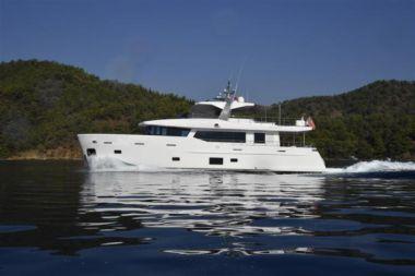 """best yacht sales deals ROSEY - Cantiere delle Marche 89' 1"""""""