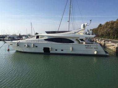 Купить яхту FAIR PLAY III - FERRETTI 780 в Atlantic Yacht and Ship