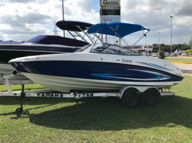 best yacht sales deals 2008 Yamaha SX 210 @ Cancun - YAMAHA