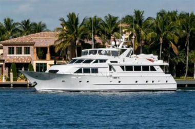 Продажа яхты K - BROWARD Motor Yacht