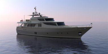 Продажа яхты Navetta 656