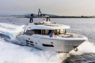 Продажа яхты 76 Canados Oceanic GT