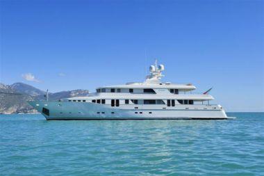Продажа яхты NEW MASTER - BAGLIETTO 2001