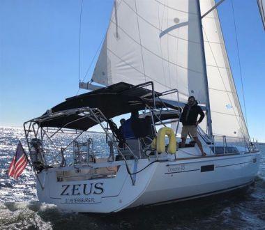 Продажа яхты Zeus