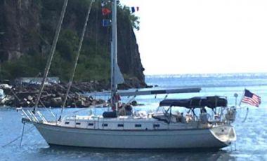 "Panasea - ISLAND PACKET YACHTS 42' 0"""