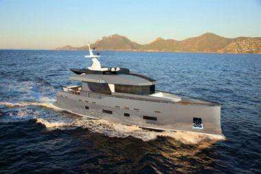 Продажа яхты Bering 70