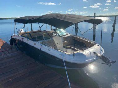Продажа яхты BAJO OFERTA! 019 Sea Ray SDX 270 Outboard @ Cancun