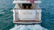 Продажа яхты TRITON - HORIZON Raised Pilot House