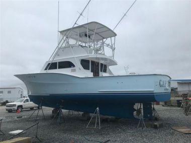 "Buy a yacht Capn B - JARVIS NEWMAN 46' 0"""