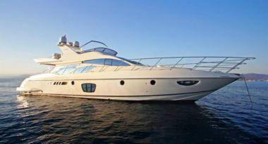"Buy a yacht WILJIM - AZIMUT 63' 1"""