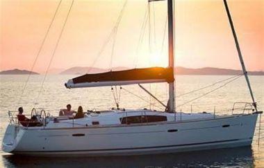 Стоимость яхты Beneteau 43 - BENETEAU 2010