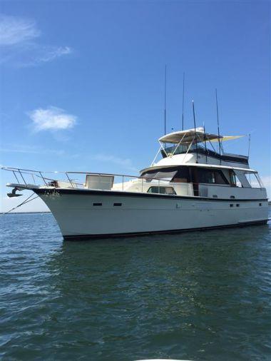 """Купить яхту No Name - HATTERAS 53' 0"""" в Atlantic Yacht and Ship"""
