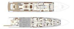 """Heesen 55m Steel YN 19255 Project Pollux - HEESEN YACHTS 180' 6"""" price"""