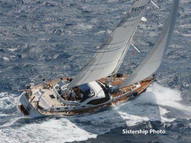 Стоимость яхты Bliss - OYSTER MARINE LTD