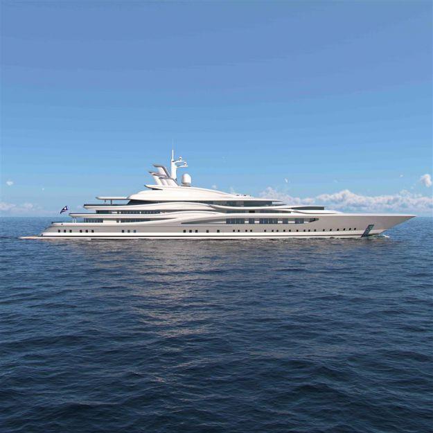 Project Odin - CUSTOM - Предложения о продаже яхт и катеров - Atlantic Yacht and Ship