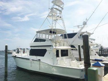 Купить яхту Congaree - HATTERAS Convertible в Atlantic Yacht and Ship