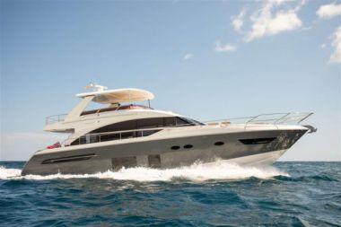 "Buy a yacht Hysteria - PRINCESS YACHTS 68' 11"""