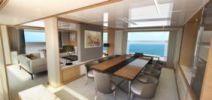 Купить яхту JOHNSON 115 SKYLOUNGE w/FB - JOHNSON Skylounge w/FB  w/On-Deck Master в Atlantic Yacht and Ship