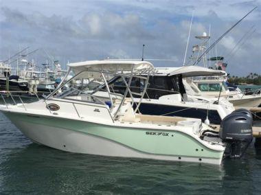 Купить яхту Sea Fox 256 Voyager в Atlantic Yacht and Ship