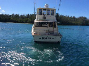 Стоимость яхты Admiral - Ocean Yachts