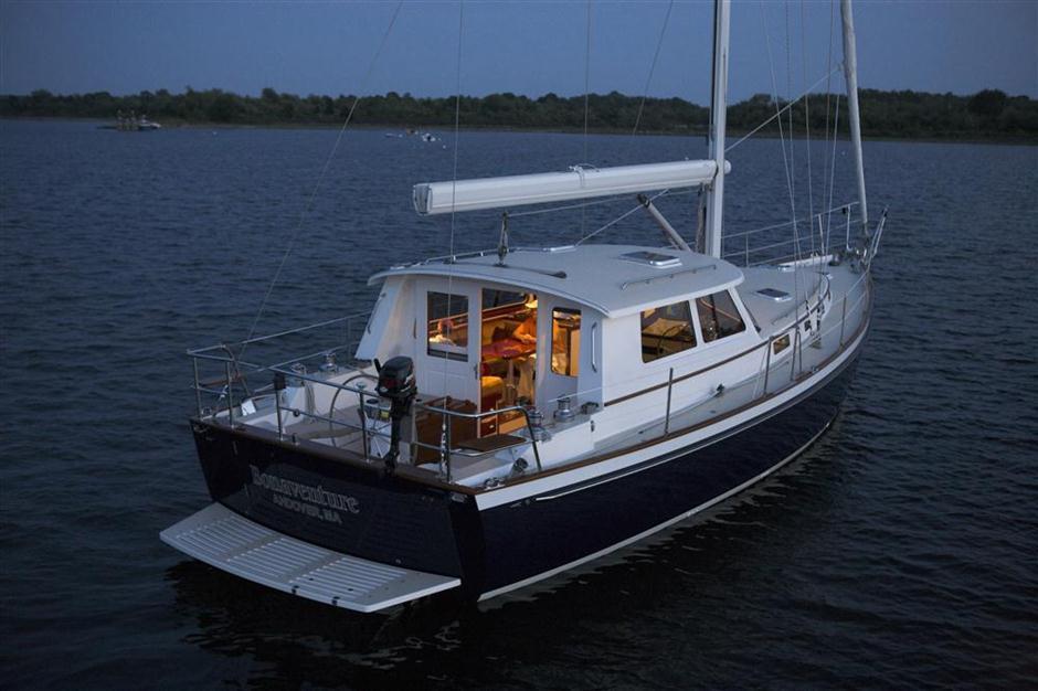 50' Bruckmann MK II Cruising Sailboat - NEW BUILD - BRUCKMANN CUSTOM