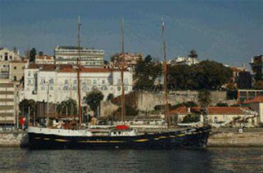 "best yacht sales deals PRINCIPE PERFEITO - CHANTIER NAVAL DE CAEN 136' 2"""