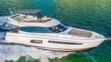 Стоимость яхты Adelaide - PRESTIGE