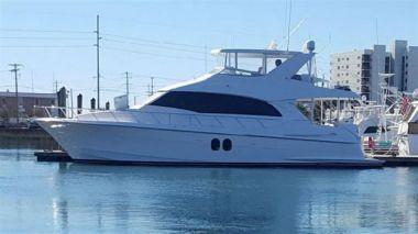 Купить яхту SEA GOALS - HATTERAS 2009 в Atlantic Yacht and Ship
