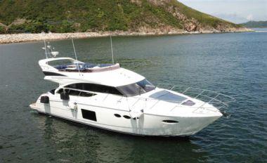 Стоимость яхты Princess 56 - PRINCESS YACHTS 2015