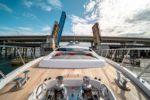 Продажа яхты Kabir 130s Stabilized without taking away from performance (Copy) - MANGUSTA Over Marine Group Mangusta 130