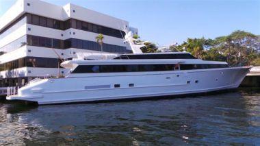 """Стоимость яхты """"AMG"""" - DENISON"""