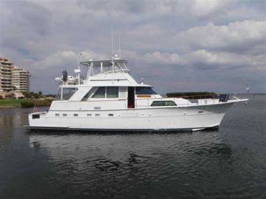 Стоимость яхты Wild Goose - HATTERAS 1977
