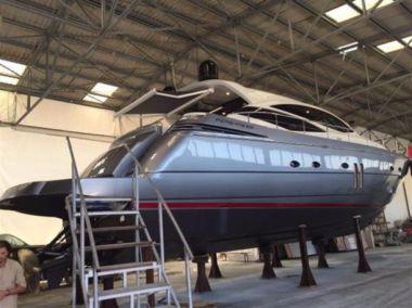 Купить яхту ABSOLUTELY PERFECT - PERSHING Express в Atlantic Yacht and Ship