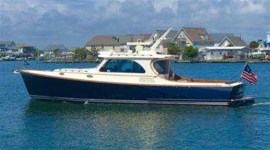 Стоимость яхты Miss Molly - HINCKLEY 2005