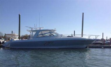 2012 43' Intrepid 430 Sport Yacht - INTREPID