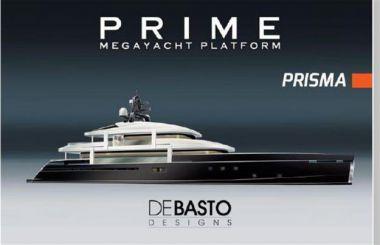 162' PRIME Megayacht Platform PRISMA - Prime 2020