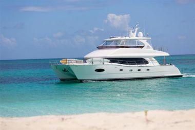 Купить яхту SEAGLASS 60 - HORIZON PC60 в Atlantic Yacht and Ship