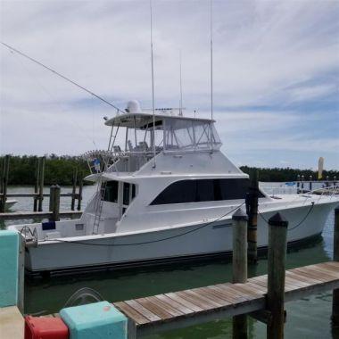 """Купить Reel Cracker - Ocean Yachts 55' 0"""""""