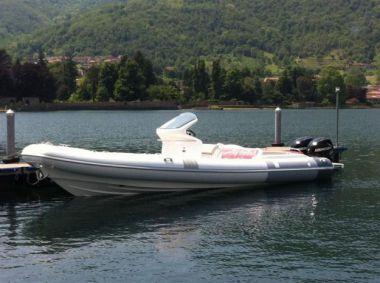 PZero 880 Outboard - Pirelli 2013