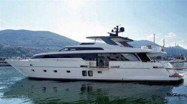 Лучшие предложения покупки яхты AGAIN - SANLORENZO