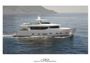 Продажа яхты Nauta Air 80