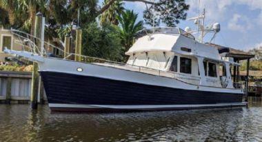 Стоимость яхты VOYAGER - GRAND BANKS