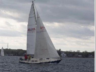 """Altara - C & C Yachts 32' 10"""""""