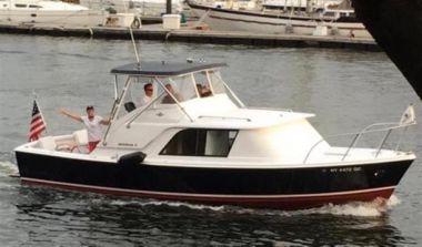 Стоимость яхты 31ft 1962 Bertram 31 MOPPIE - BERTRAM