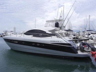 Стоимость яхты Pershing 50 - PERSHING