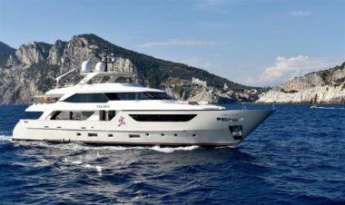 Стоимость яхты Takara - SANLORENZO 2016