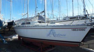 Стоимость яхты Apalousa - JEANNEAU