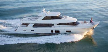 Buy a yacht LUCY BELLE - OCEAN ALEXANDER