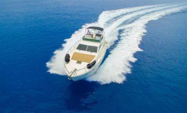 Buy a yacht FERRETTI 55
